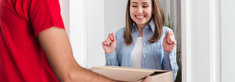 """Serviço de entrega: não confie suas encomendas a """"qualquer um"""""""